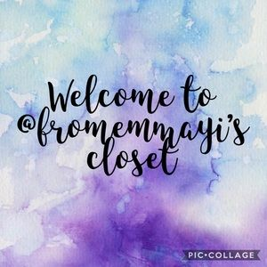 Other - WELCOME TO EMMA'S CLOSET